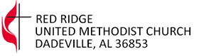 Red Ridge Methodist Church Dadeville AL