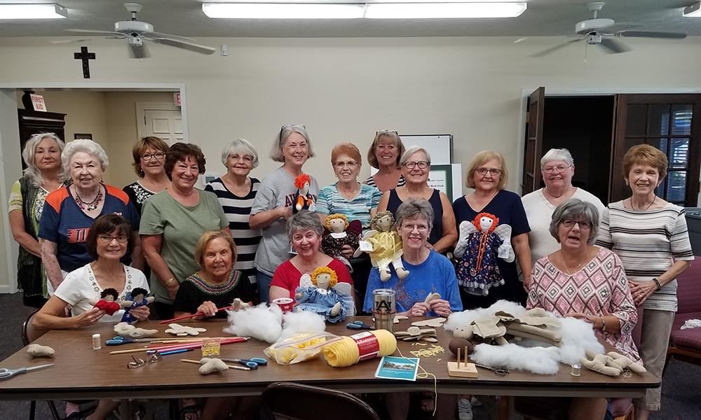 angel dolls community service